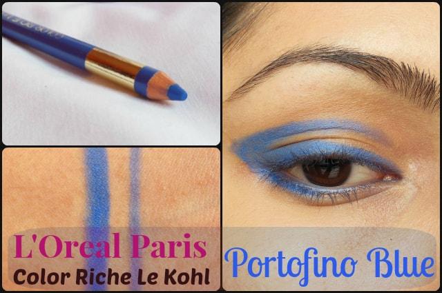 Worst Makeup Product 2014 - LOreal-Paris-Color-Riche-Le-Kohl-Portofino-Blue