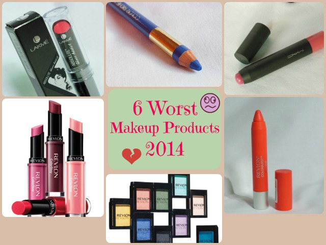 Worst makeup Products 2014