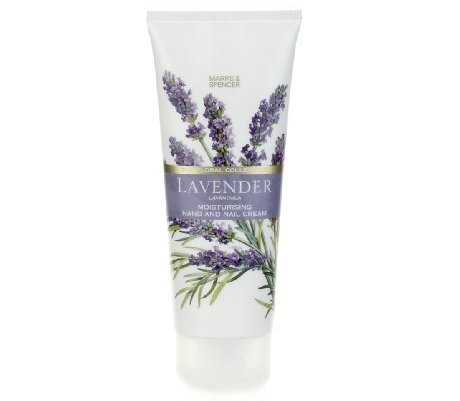 Best Hand Creams In India - Marks  and Spencer Lavender Moisturizing Hand and Nail Cream