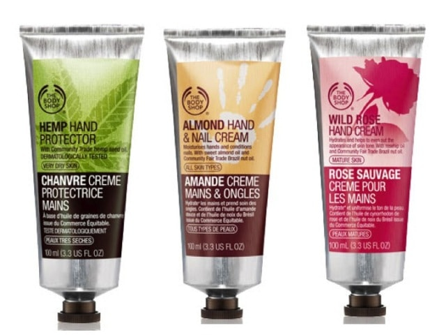 Best Hand Creams In India The Body Almond And Nail Cream