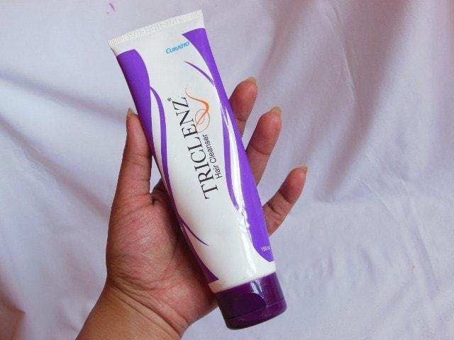 Curatio Triclenz Hair Cleanser