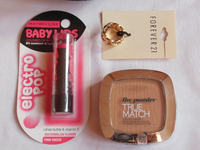February Drugstore Haul - Makeup from Maybelline, L'Oreal Paris
