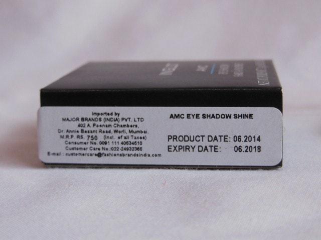 INGLOT AMC Eye Shadow #49 Shine Price