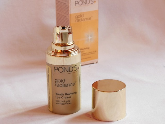 Ponds Gold Radiance Eye Cream