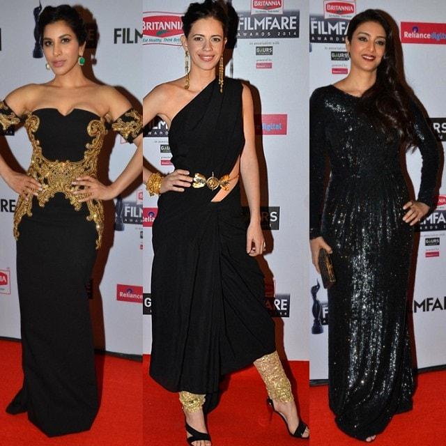Worst Dressed at Filmfare Awards 2015