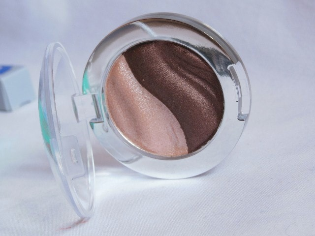 Essence 3D Irresistble Choco CupCake Eye Shadow Review