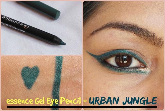 essence gel eye pencil waterproof urban jungle review beauty fashion lifestyle blog beauty fashion lifestyle blog