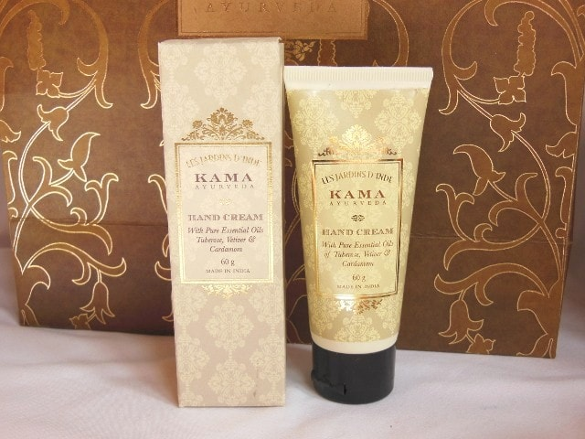 Kama Ayurveda Hand Cream With Essential