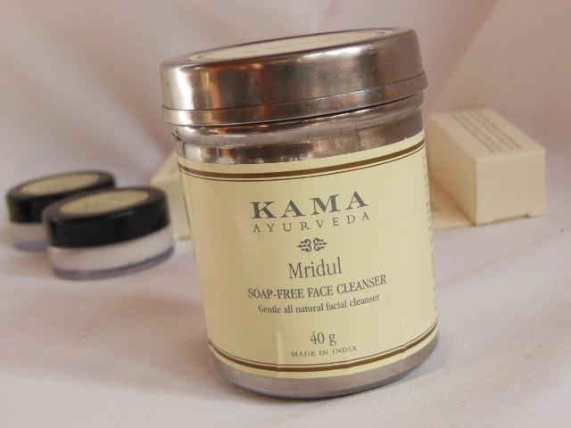 Kama Mridul Soap Free Face Cleanser