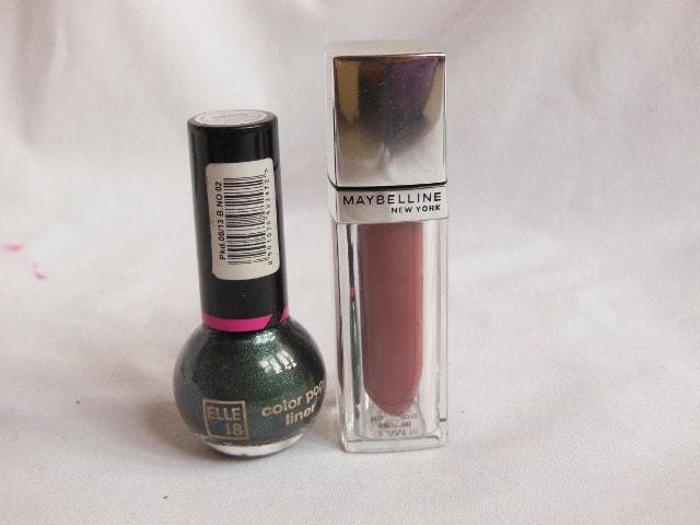 March Blog Sale 2015- Maybelline Lip Polish Glam 13
