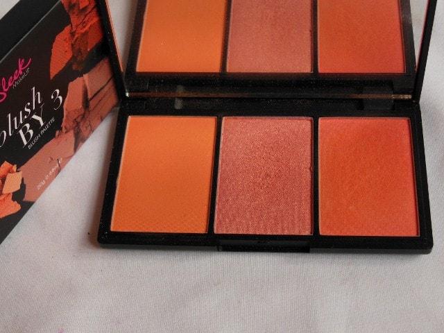 March Blog Sale 2015 - Sleek Blush Palette Lace