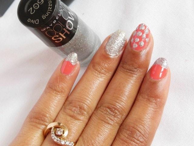 Maybelline ColorShow GlitterMania  Dazzling Diva Nail Polish