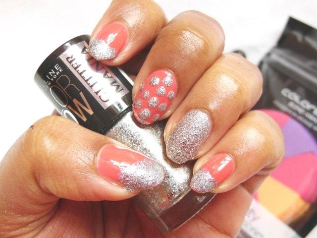 Maybelline ColorShow GlitterMania Nail Polish Dazzling Diva Nails