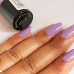Maybelline Colorshow Nail Polish Blackcurrant Pop NOTD