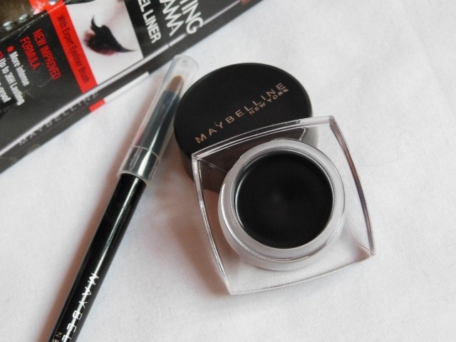 Maybelline Lasting Drama Gel Eye Liner Black Review