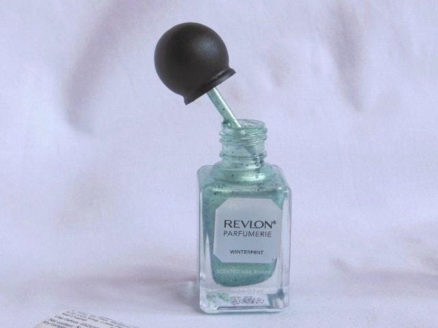 Revlon Parfumerie Nail Enamel Wintermint