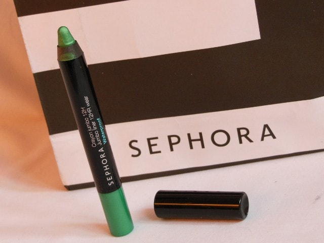 Sephora Jumbo  Liner Waterproof 12Hr wear in Green