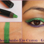 Sephora Jumbo Waterproof 12Hr wear Liner in Green Look