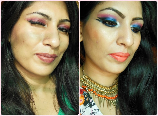 Sleek i Divine Rio Rio Eye Shadow Palette FOTD