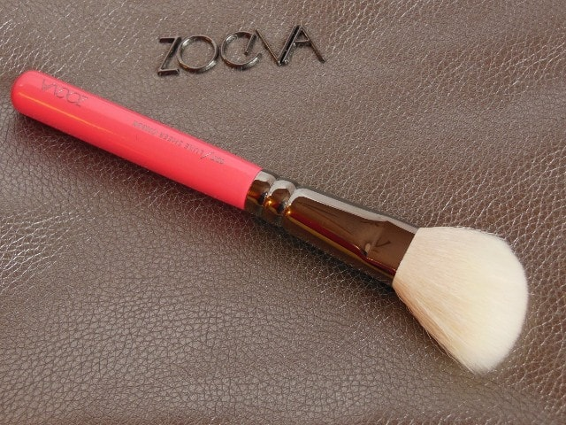 Zoeva 127 Luxe Sheer Cheek Brush Review