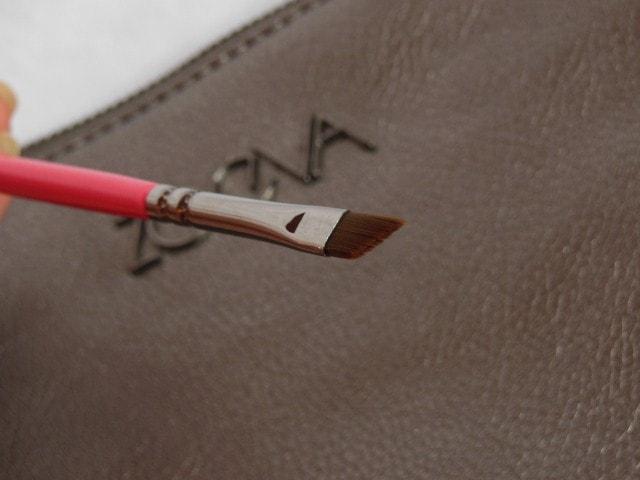 Zoeva 317 Wing Liner Eye Brush Review