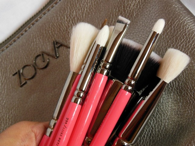 Zoeve Pink Elements Classic Brushes