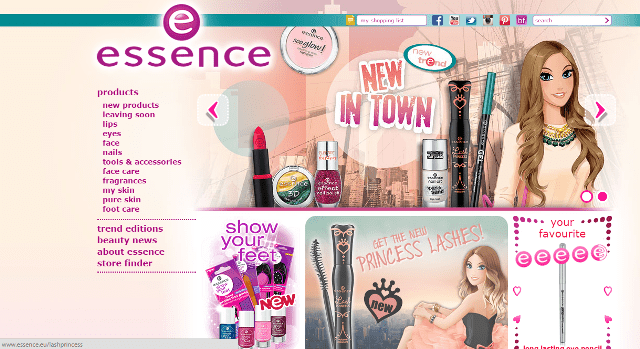 Stunning Where To Buy Essence Makeup Contemporary - Taylorkinney ...