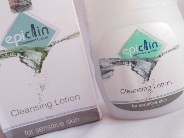 Ethicare Epiclin Cleansing Lotion For Sensitive Skin