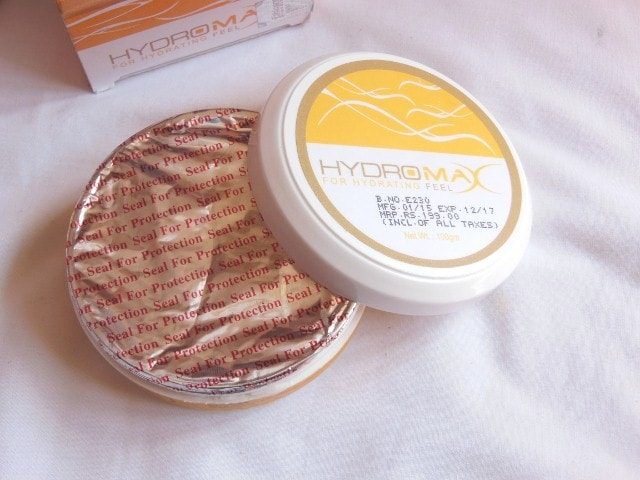 Ethicare Hydromax Moisturizer Cream