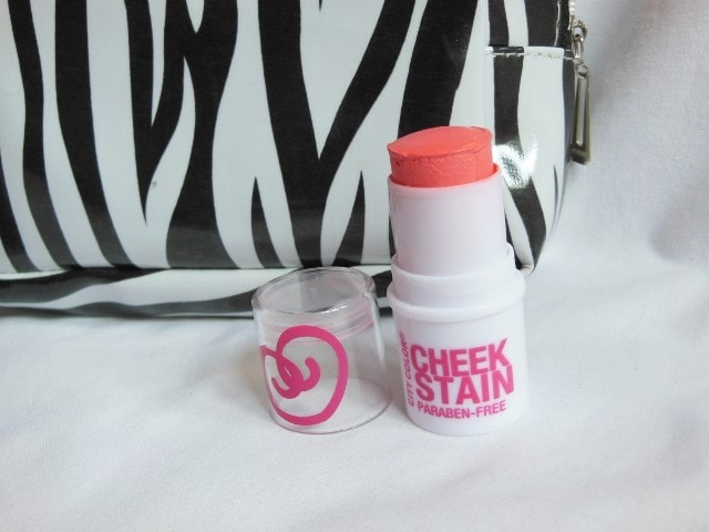 Fab Bag April 2015- Cheek Stain Coral