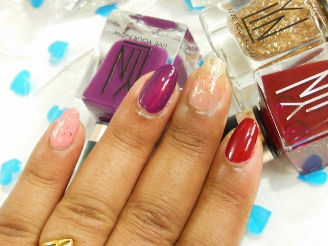 LYN Live Your Now Nail Paint - Top Coat