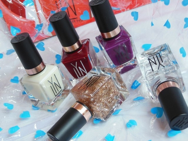LYN Live Your Now Nail Paints Review