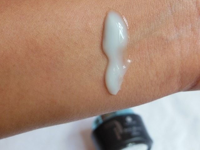 Lakme Skin Gloss Gel Creme Swatch