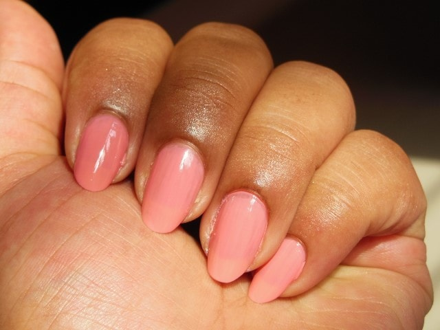 L'oreal Paris Color Riche le Vernis Ingenuous Rose Nails