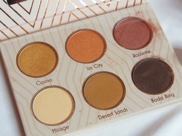 Makeup Geek Vegas Collection Eye Shadow Palette