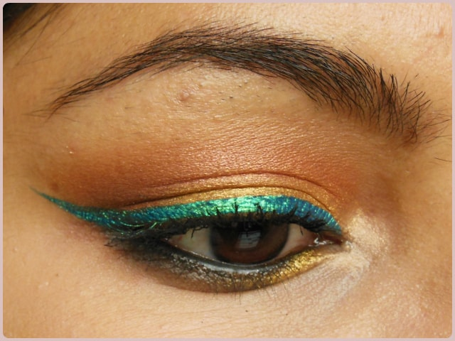 Makeup Geek Vegas Lights Eye Shadow Palette EOTD