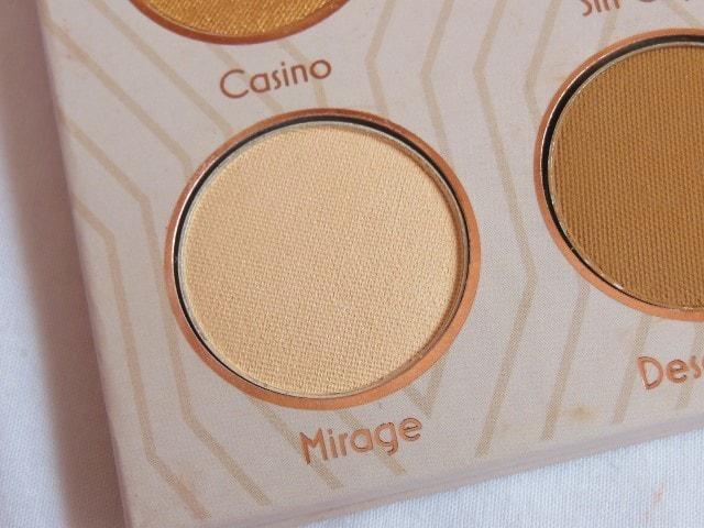 Makeup Geek Vegas Lights Eye Shadow Palette- Mirage