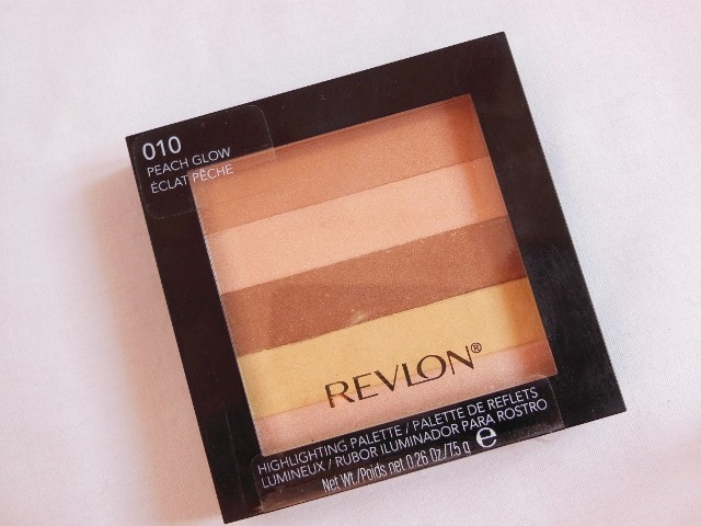 Makeup Goodies - Revlon Shimmer Brick