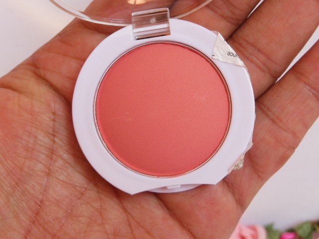 Maybelline Cheeky Glow Powder Blush Fresh Coral