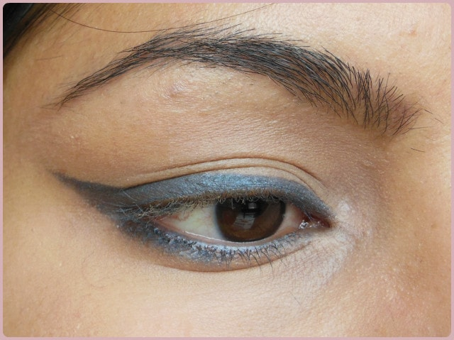 Maybelline Colossal Kohl Smoked Silver Eyes