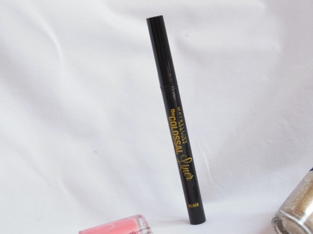 Maybelline The Colossal Liner Black Review