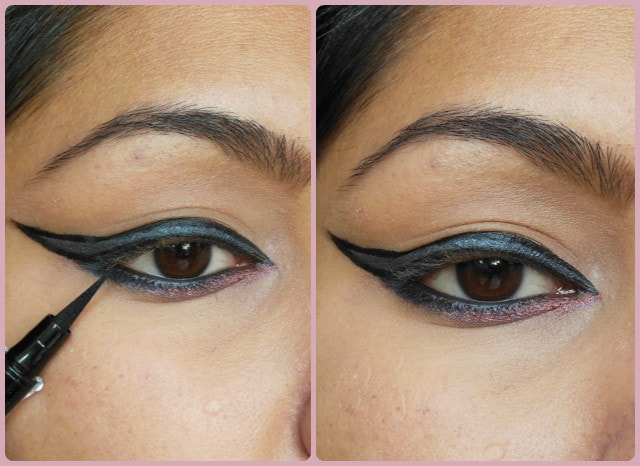 Maybelline The Colossal Liner EOTD