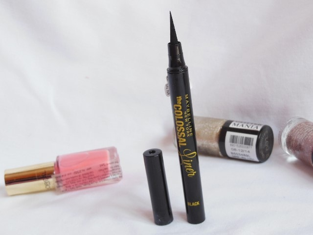 Maybelline The Colossal Liner Review