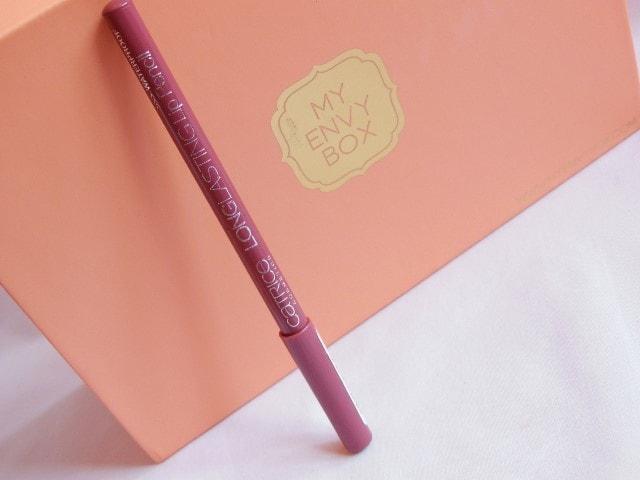 My Envy Box April 2015- Catrice Long Lasting Lip Liner