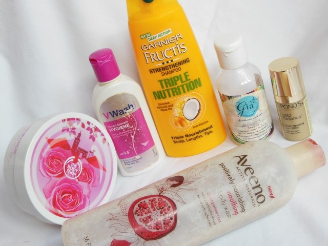 Products Finished March 2015