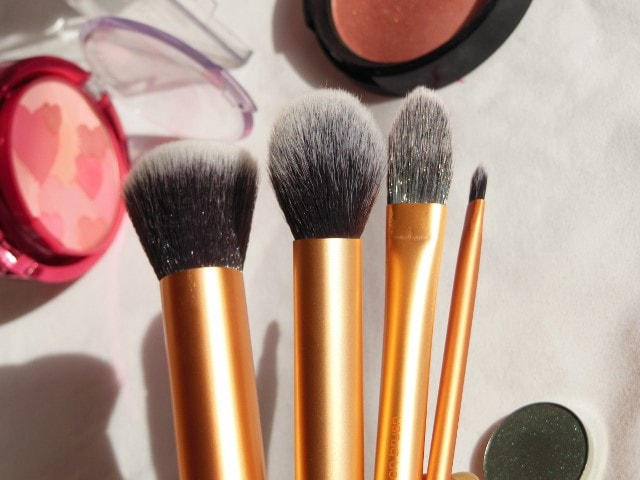 Real Techniques Makeup Brushes - Core Collection