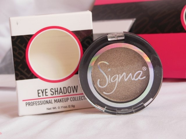 SIGMA Eye Shadow - Fawn