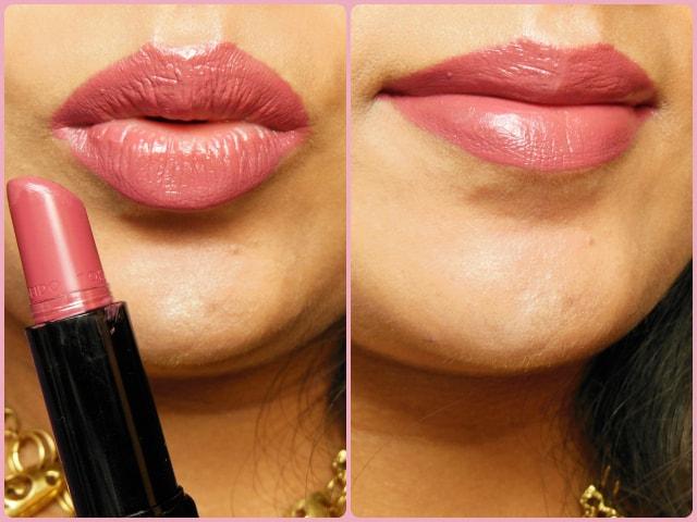 Shiseido Perfect Rouge Fantasia Lipstick  RS745 Lips