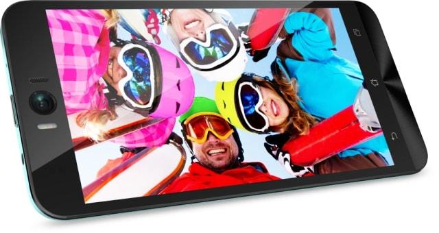 Asus Zenfone Selfie Look