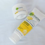 Garnier White Complete Face wash and Cream